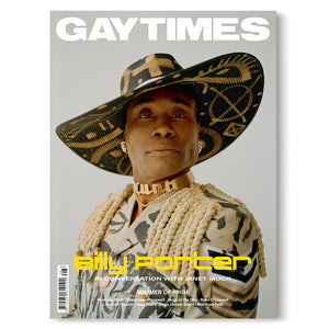 GAY TIMES MAGAZINE • ISSUE 496