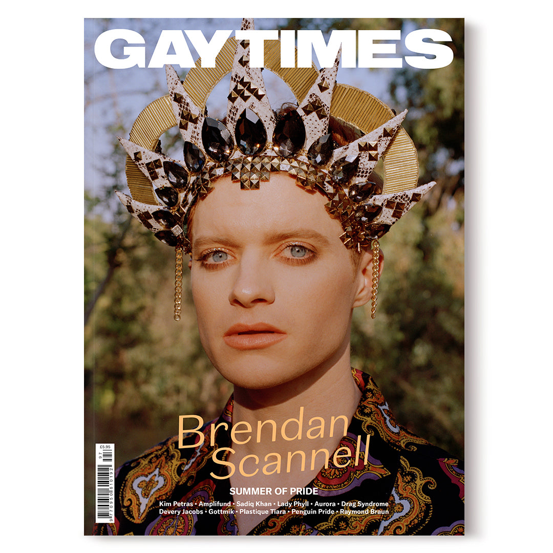 GAY TIMES MAGAZINE • ISSUE 497