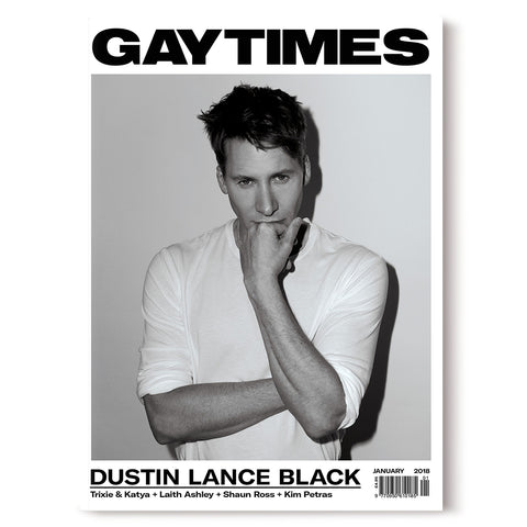 DUSTIN LANCE BLACK - January 2018