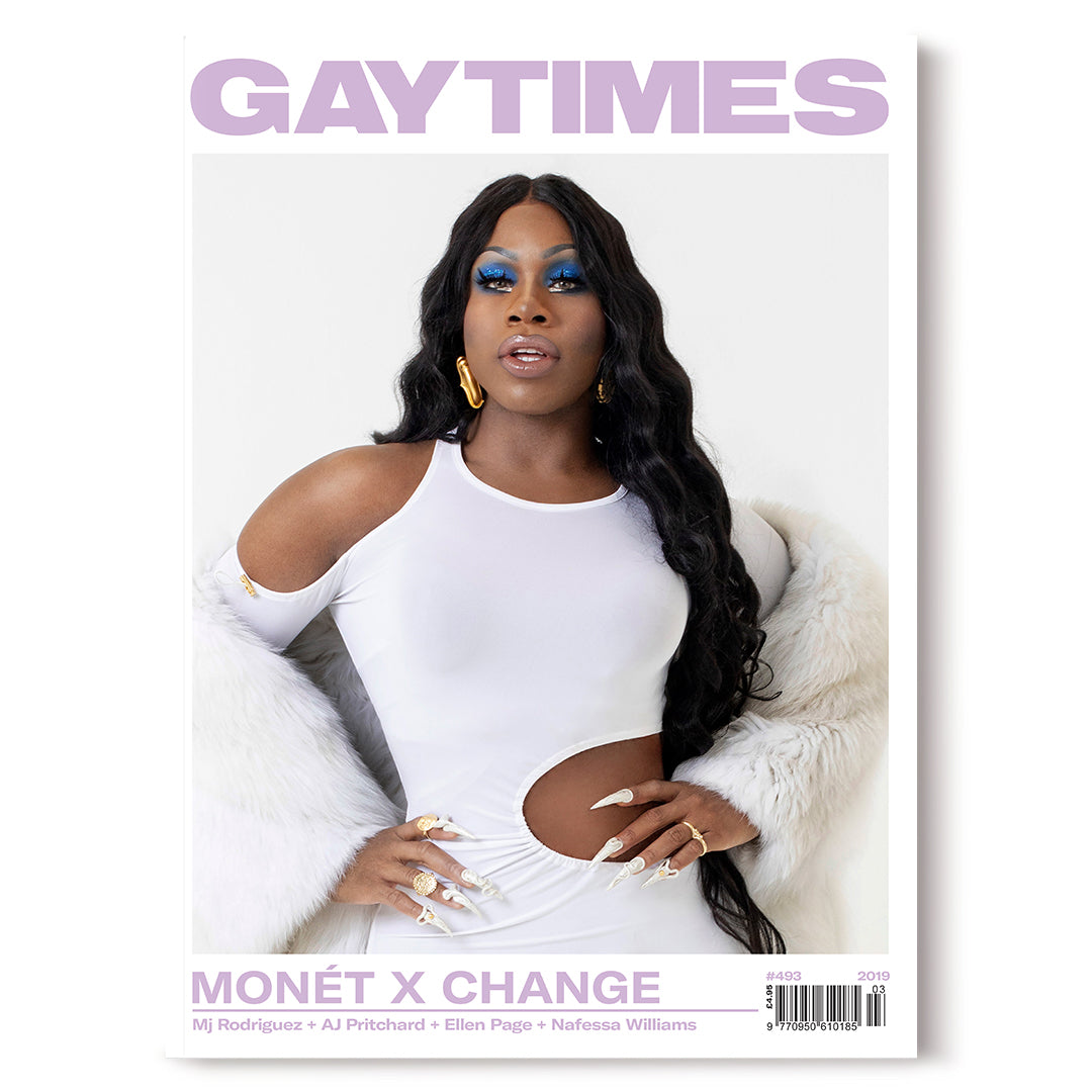 GAY TIMES MAGAZINE • ISSUE 493