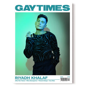 GAY TIMES MAGAZINE • ISSUE 494