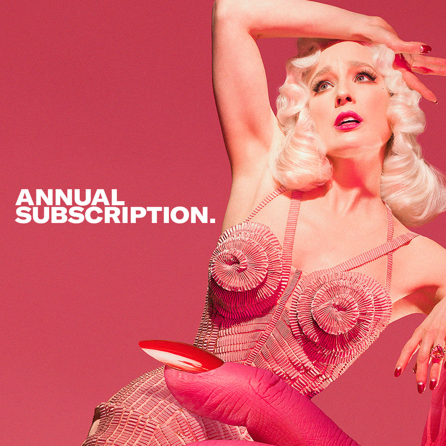 ANNUAL SUBSCRIPTION