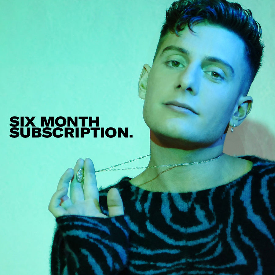 gay magazine subscription free trial