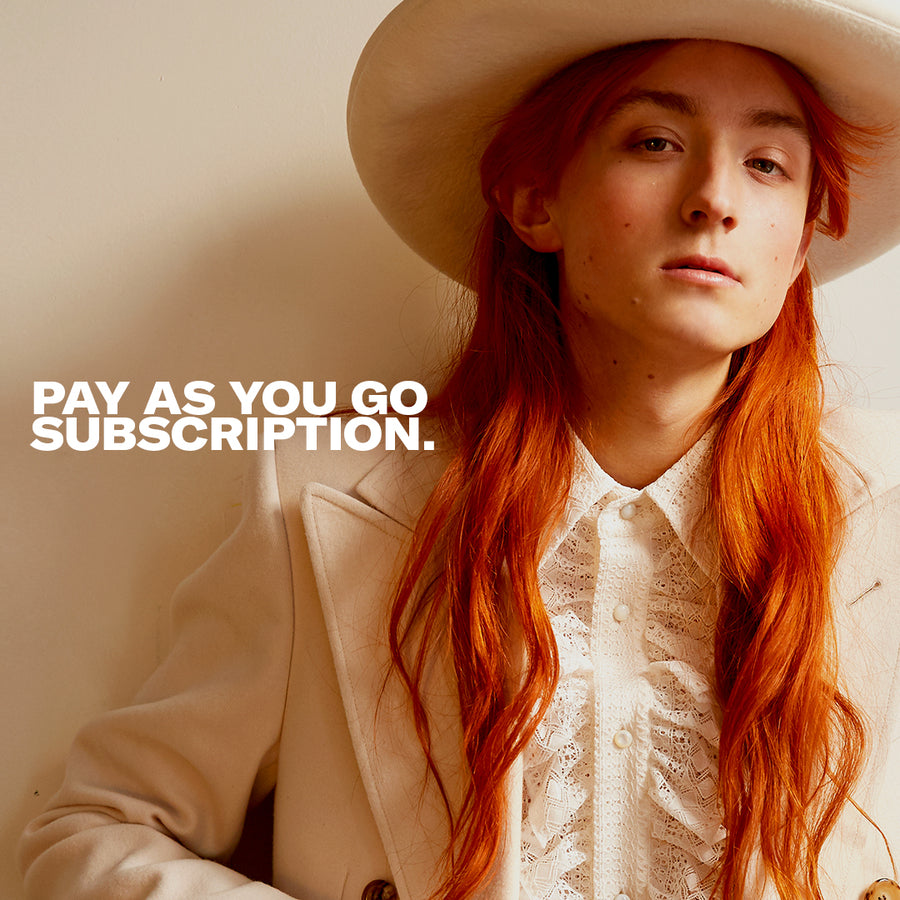 PAY AS YOU GO SUBSCRIPTION