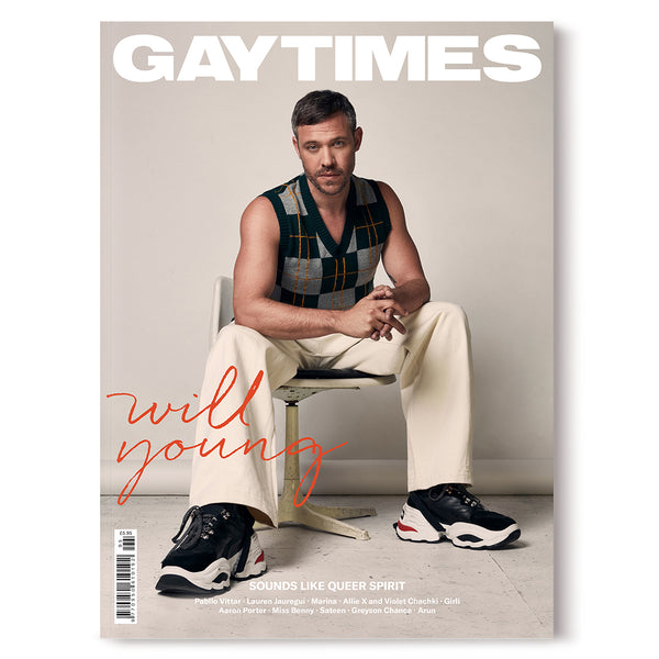 GAY TIMES MAGAZINE • ISSUE 495