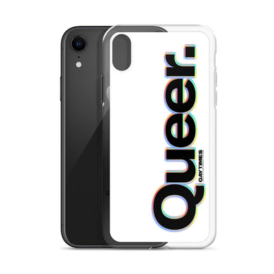 QUEER | iPhone Case