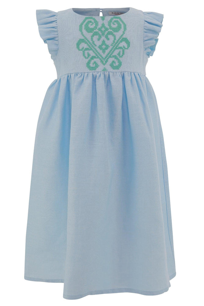 KIDS TUKI DRESS