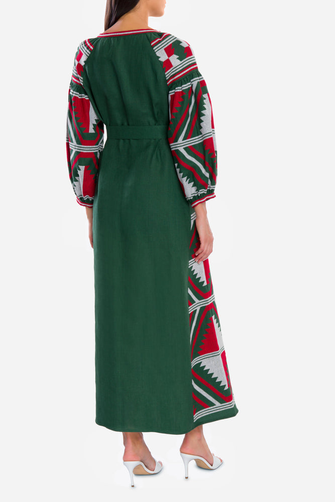 Load image into Gallery viewer, GIA Maxi Dress