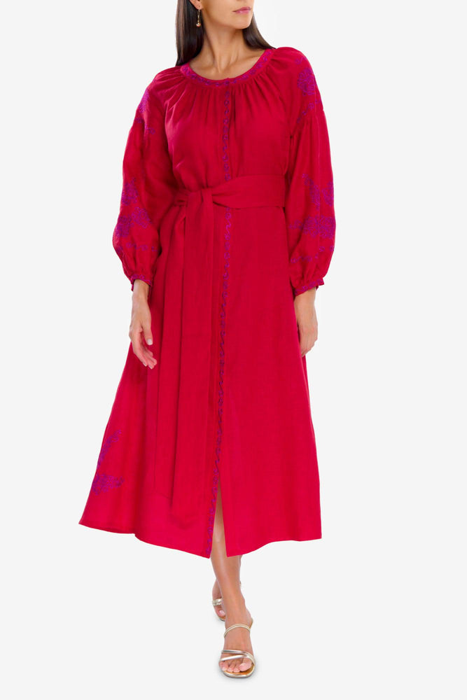 Load image into Gallery viewer, ISA Maxi Dress
