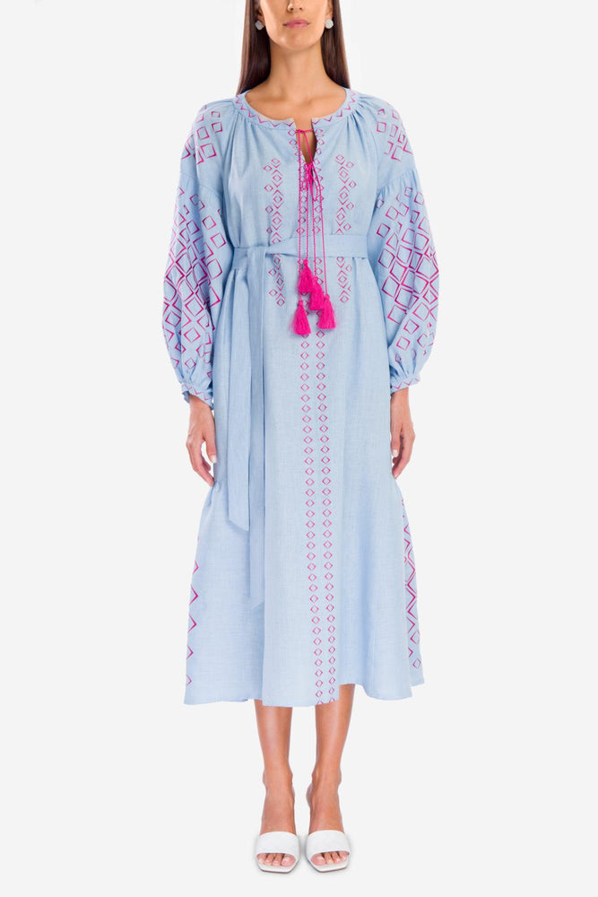 Load image into Gallery viewer, AURORA Maxi Dress
