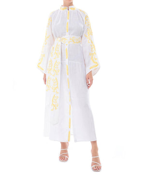 Load image into Gallery viewer, ASSIYA Maxi Dress-ZALXNDRA