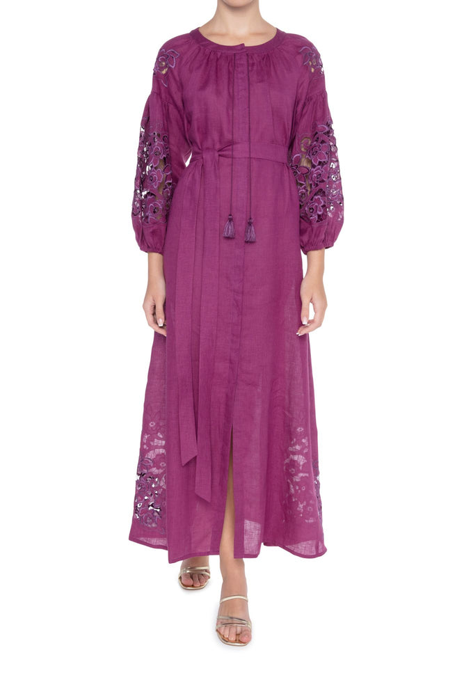 Load image into Gallery viewer, FELICITY Maxi Dress-ZALXNDRA