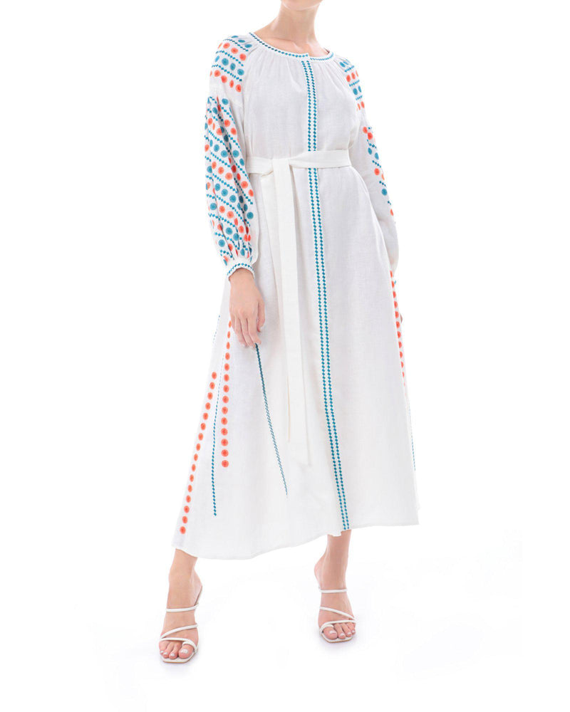 Load image into Gallery viewer, REGINA Maxi Dress-ZALXNDRA