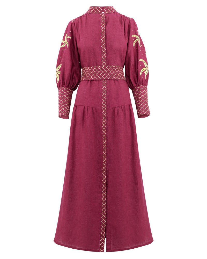 SORAYA Maxi Dress-ZALXNDRA