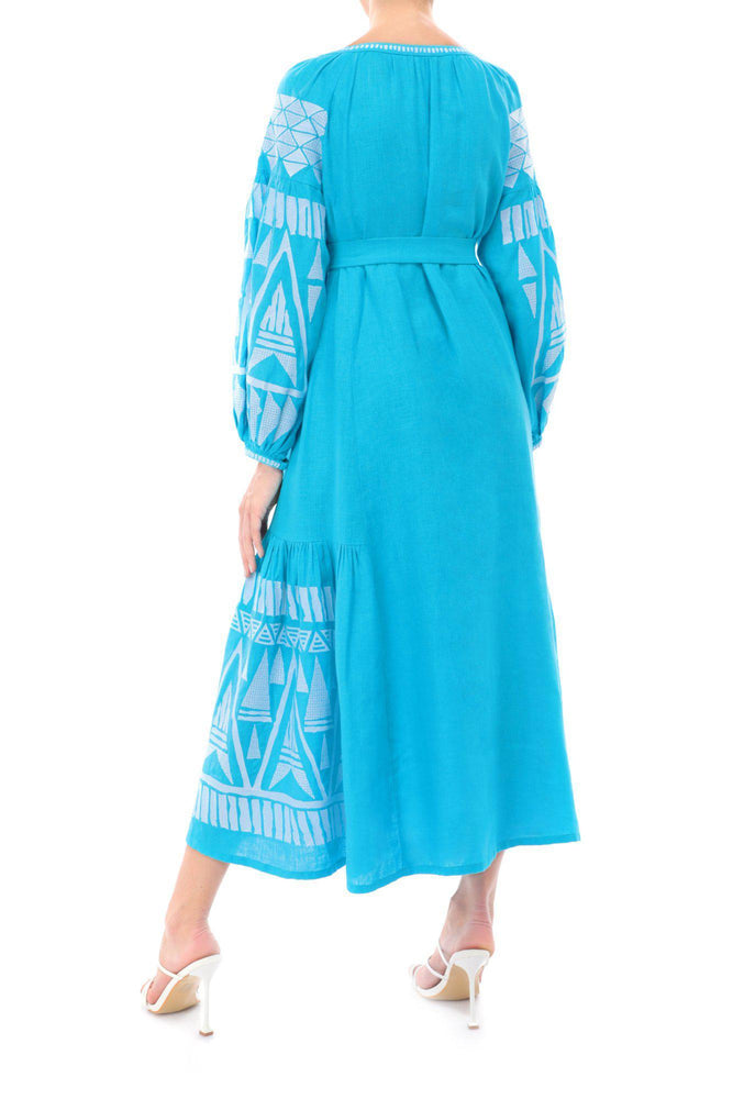 ZAREENA Maxi Dress-ZALXNDRA