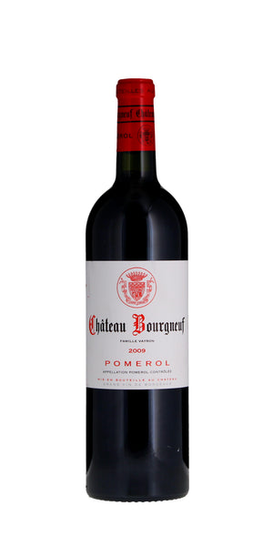 Bourgneuf, Pomerol, Bordeaux, 2009