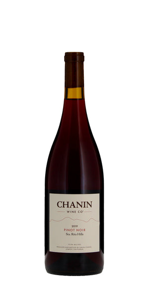 Chanin Pinot Noir, Santa Barbara County, 2019