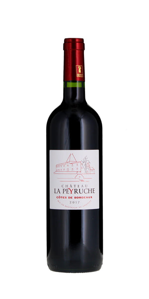 Chateau La Peyruche Cotes de Bordeaux Rouge Tradition 2017