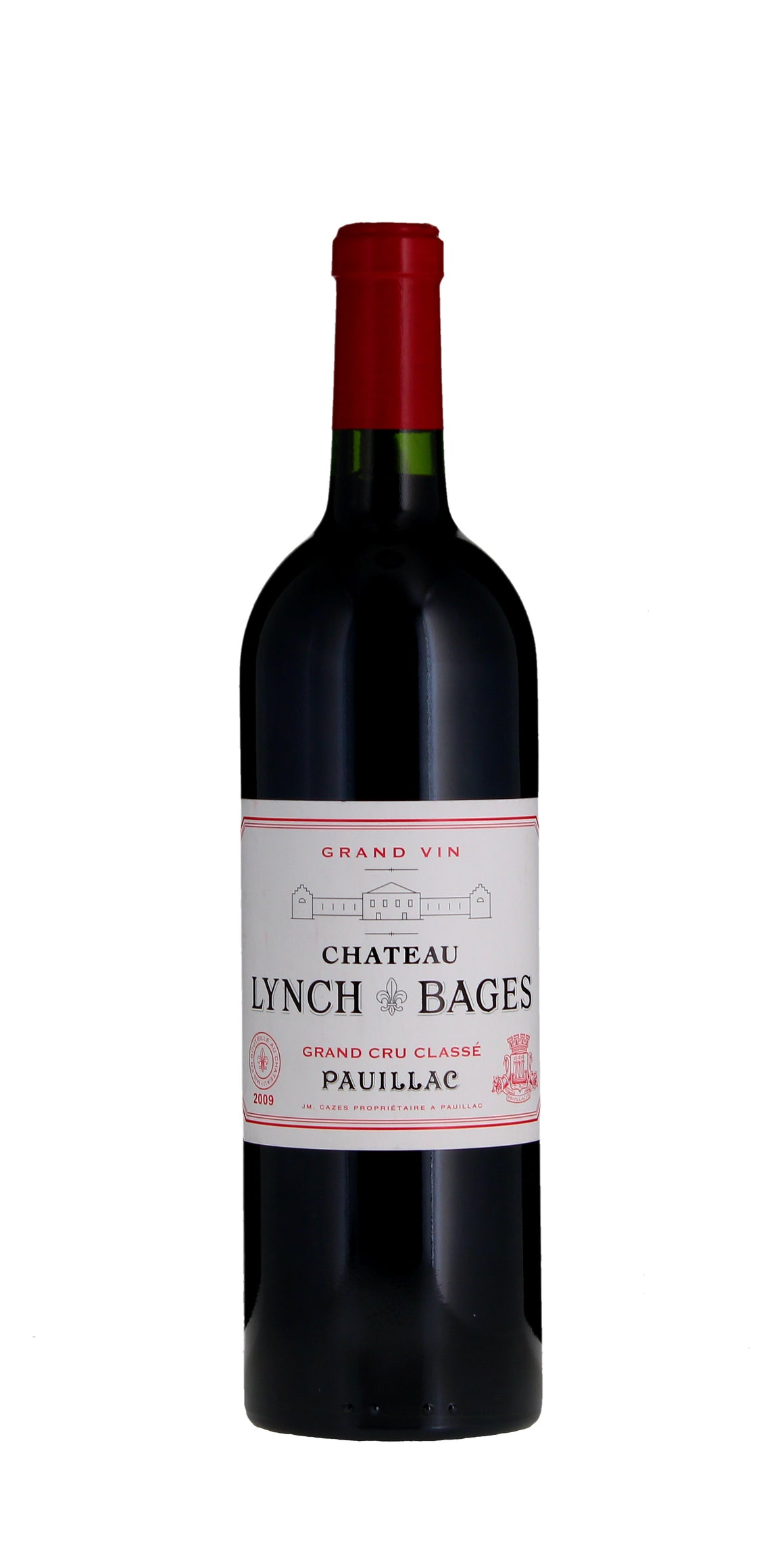 Chateau Lynch-Bages, Pauillac 2009