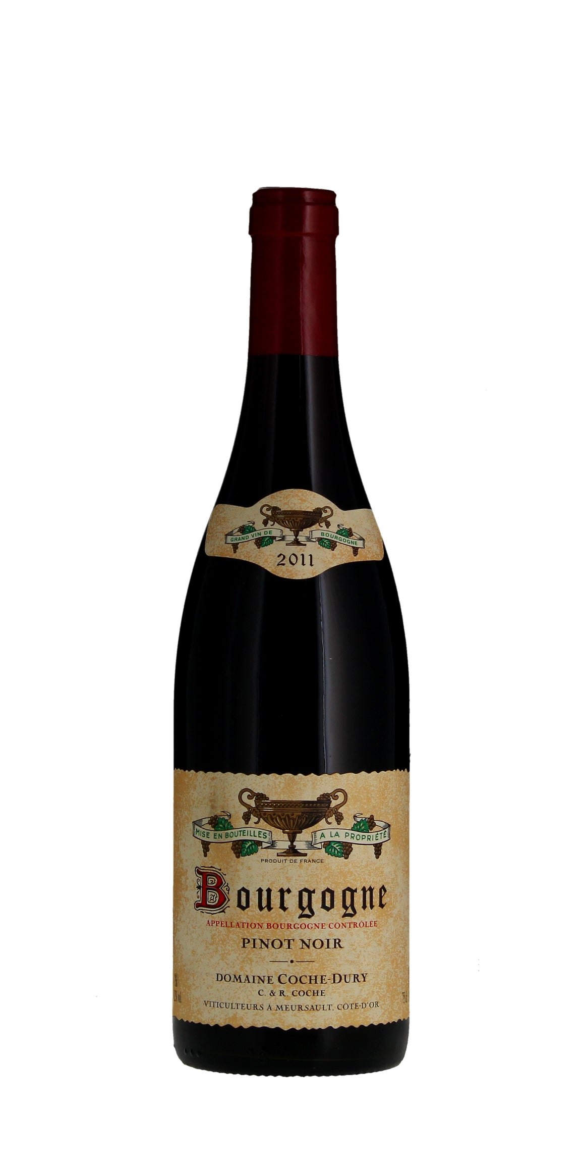 Coche Dury Bourgogne Rouge 2011