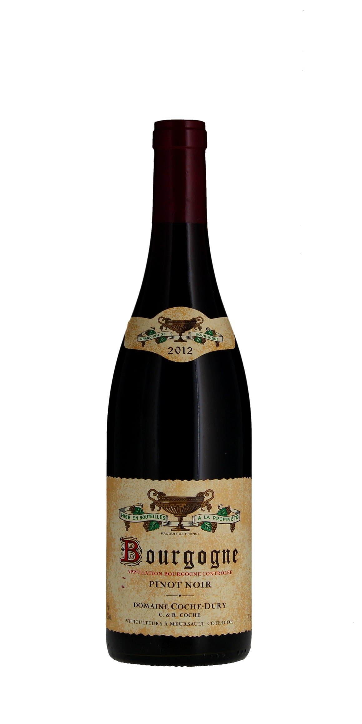 Coche Dury Bourgogne Rouge 2012