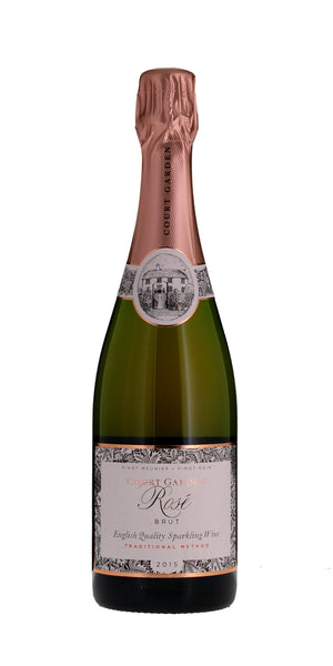 Court Garden Vineyard & Winery Rose Brut, East Sussex, England 75cl