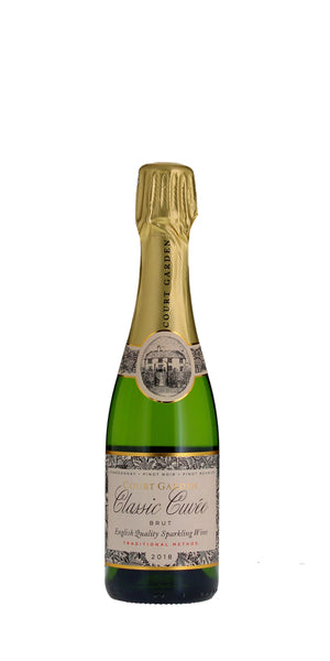 Court Garden Vineyard & Winery 'Classic Cuvee' Brut, East Sussex, England 37.5cl