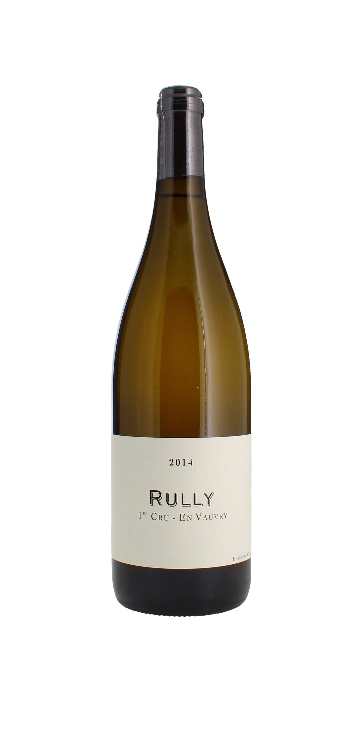 Domaine de Chassorney Frederic Cossard Rully Blanc 1er Cru En Vauvry 2014