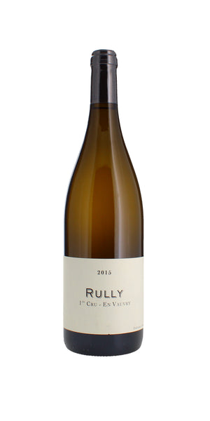 Domaine de Chassorney Frederic Cossard Rully Blanc 1er Cru En Vauvry 2015