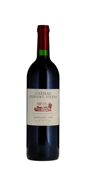 Durfort Vivens Margaux 1996