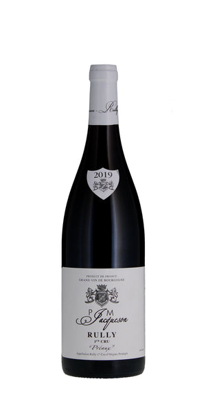Jacqueson, Rully Rouge 1er Cru, Preaux, 2019