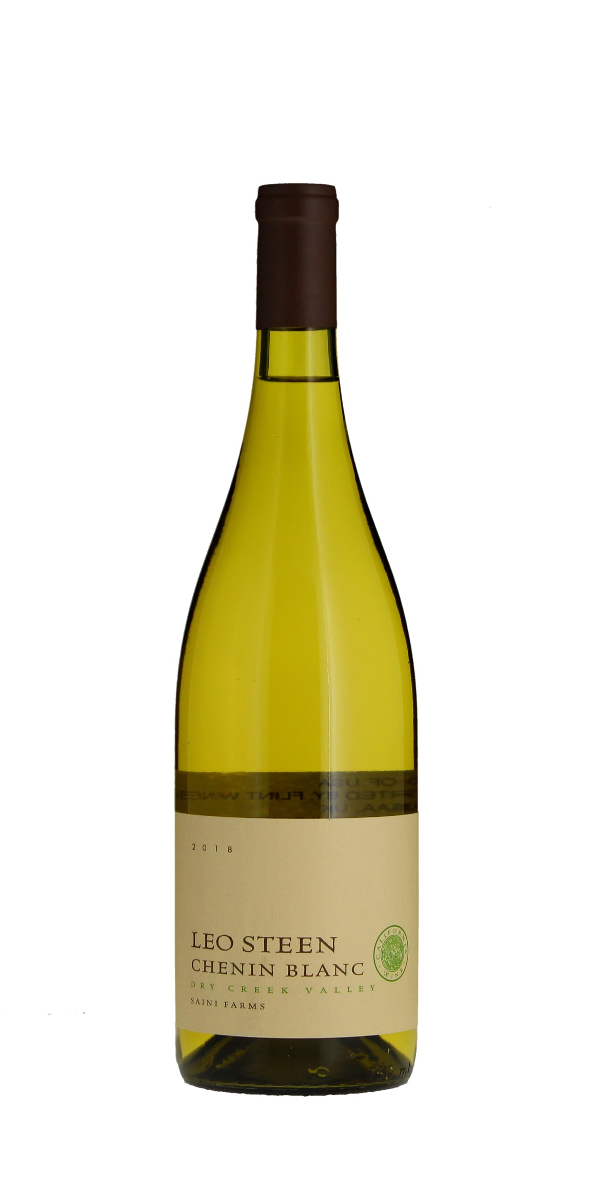 Leo Steen Chenin Blanc Dry Creek Valley 2018