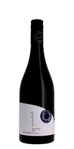 Michael Hall, Lenswood, Pinot Noir, Adelaide Hills 2016