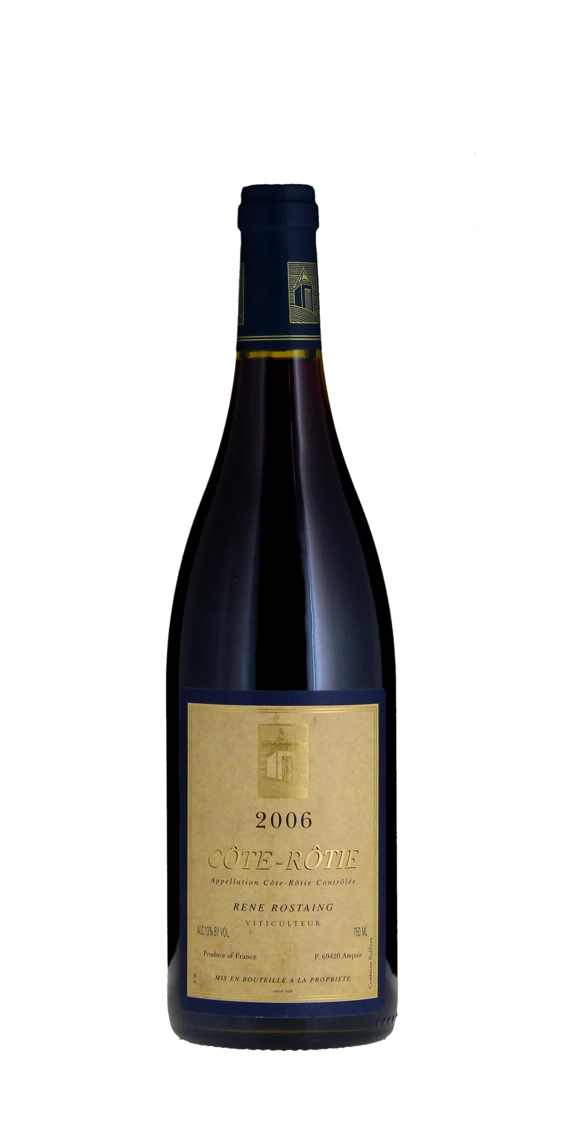 Rene Rostaing Cote Rotie 2006