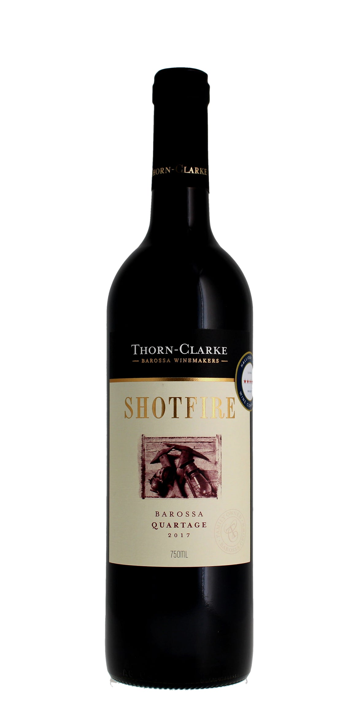 Thorn-Clarke Shotfire Quartage, Barossa Valley 2016