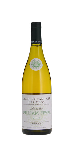 William Fevre Les Clos, Chablis Grand Cru 2004