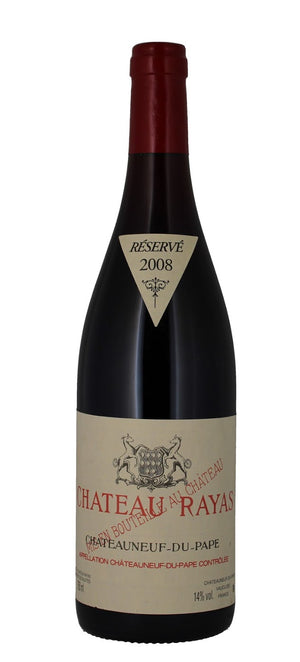 Chateau Rayas Chateauneuf-du-Pape Reserve, 2008