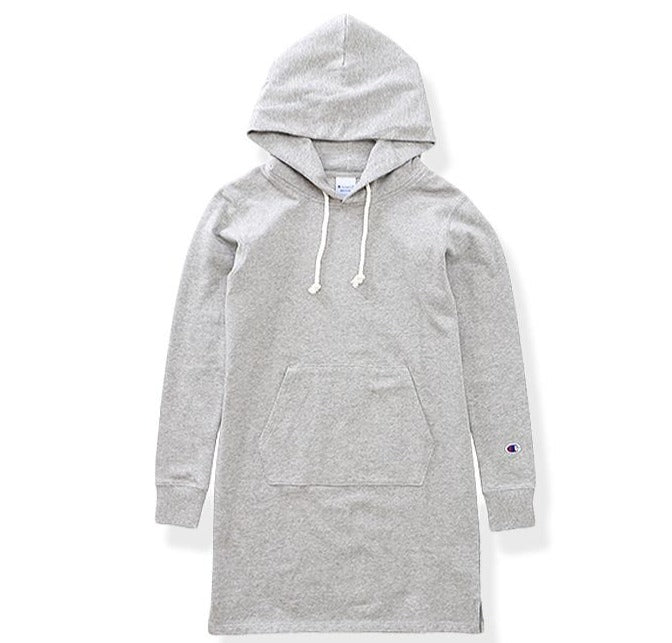 Champion Hooded OPS- Grey