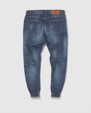 LAKH Pinroll Denim 2.0 - NAVY