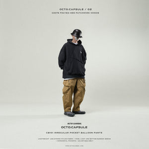 PERSEVERE T.T.G. II CARGO PANTS ( LIMITED EDITION ) - Khaki
