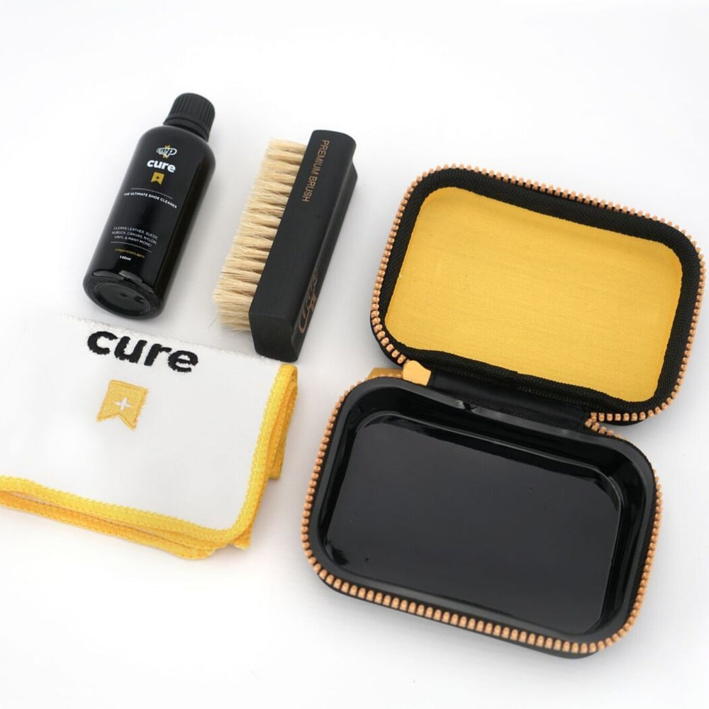 Crep Protect Cure Ultimate Cleaning Kit 清潔套裝