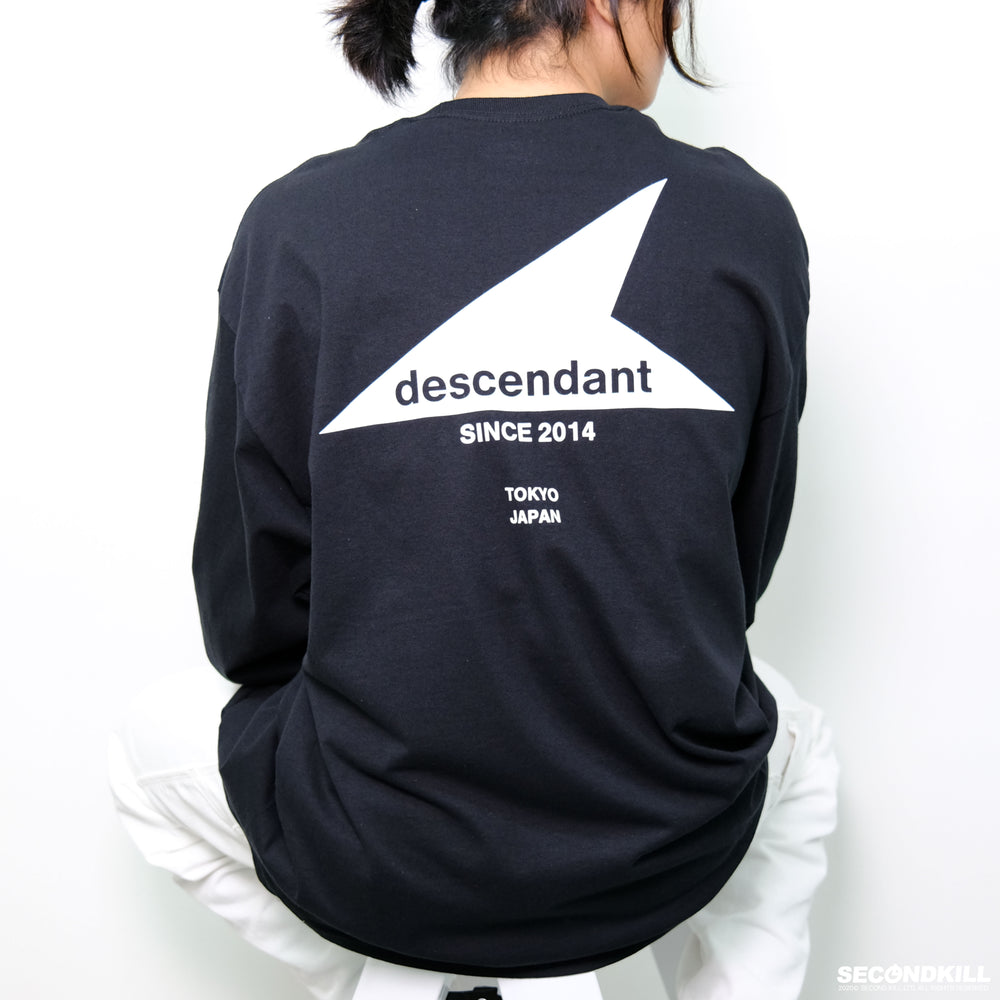 Descendant Cetus LS Tee- Black
