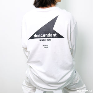 Descendant Cetus LS Tee- White