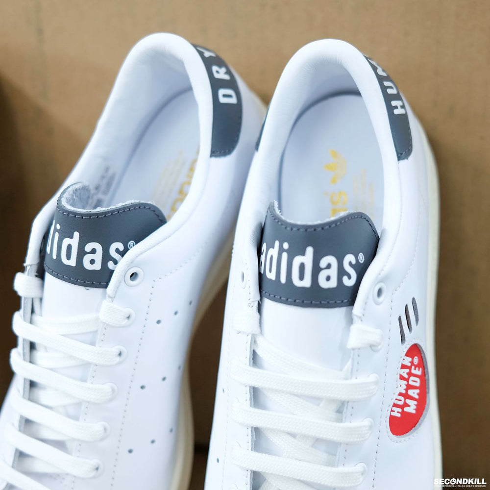 Adidas Stan Smith x Human Made White Grey
