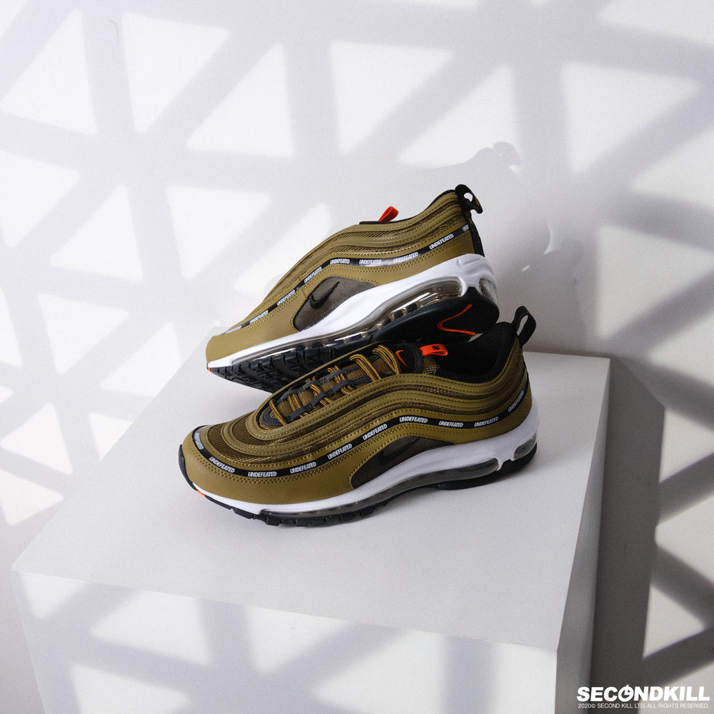Nike Air Max 97 Undefeated Olive