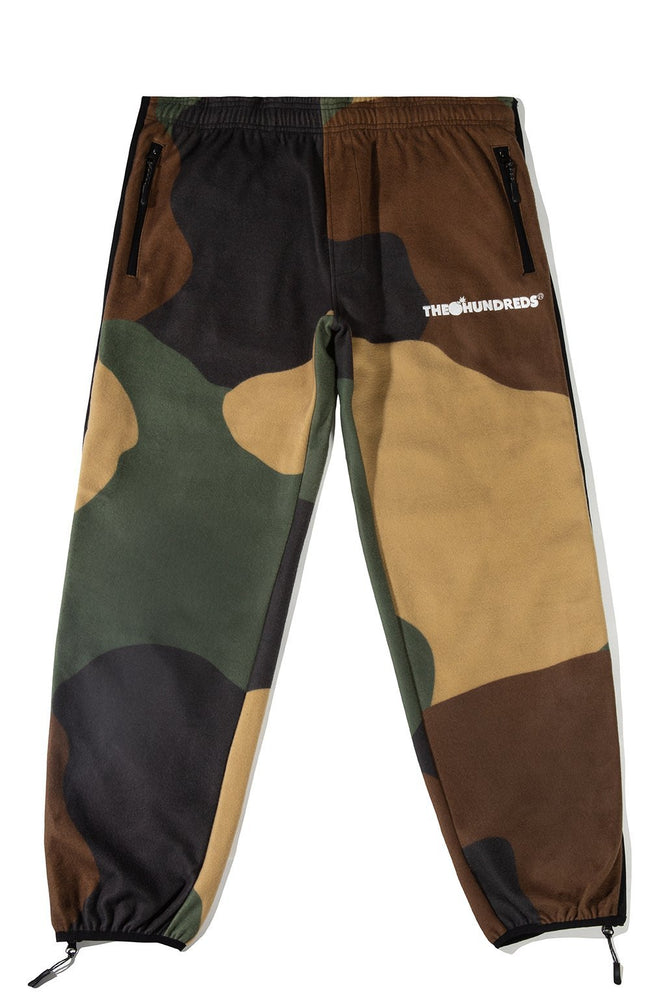 The Hundreds Shrubland Sweatpants- Green