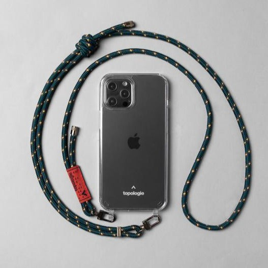 Topologie Phone Cases Verdon Strap - Forest