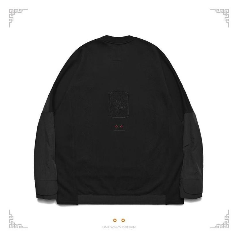 Unknown Domain 遊俠 H058_B Crewneck