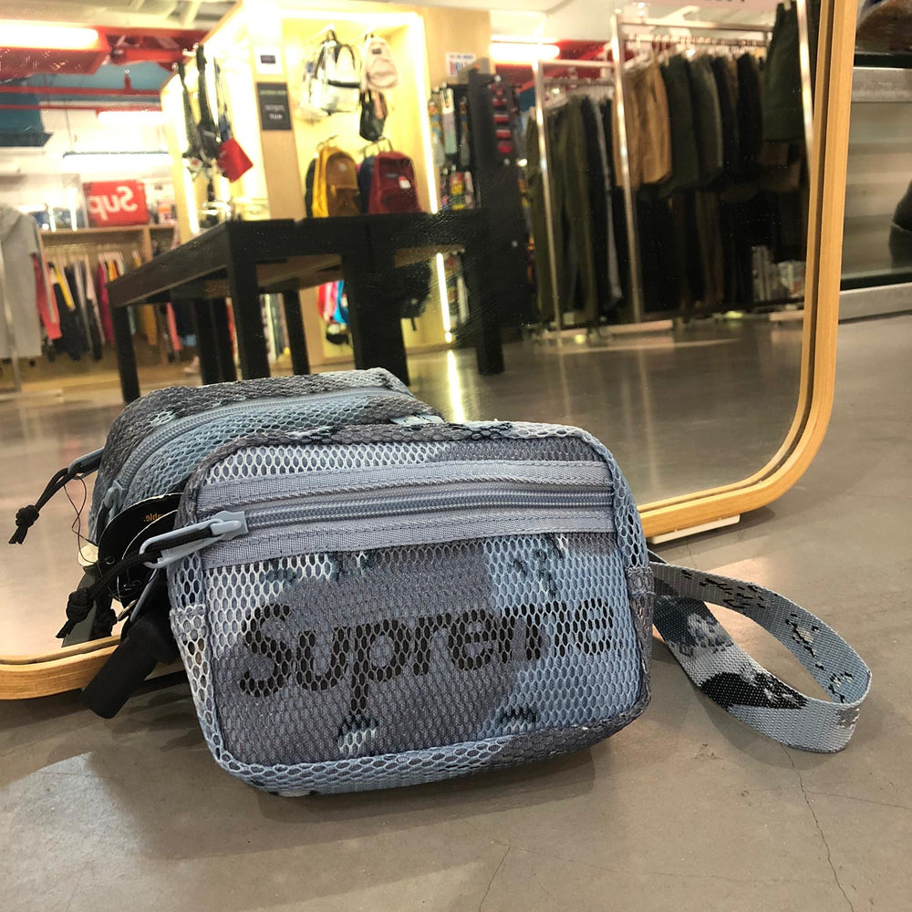 Supreme SS20 Small Shoulder Bag - BLUE