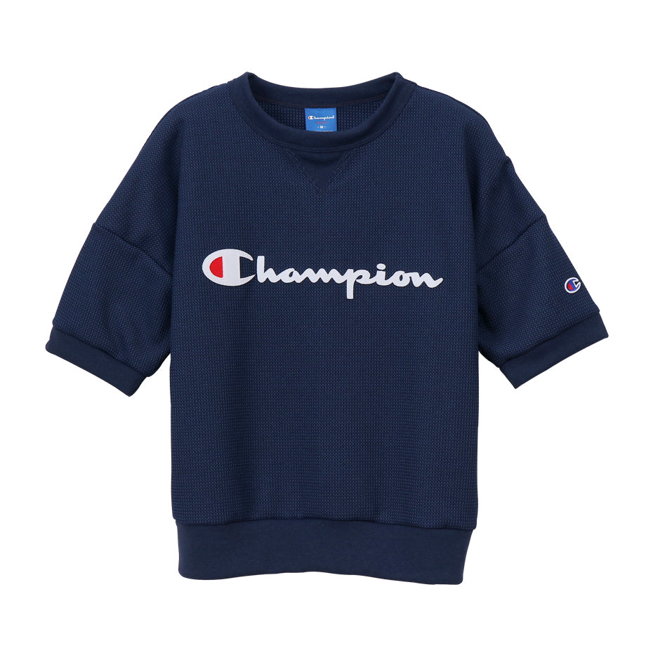 Champion Fitness Wear W Crew - NAVY